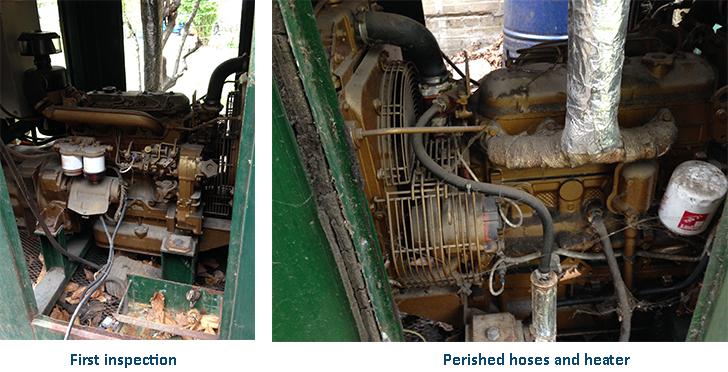 load bank testing, bespoke generator, generator maintenance