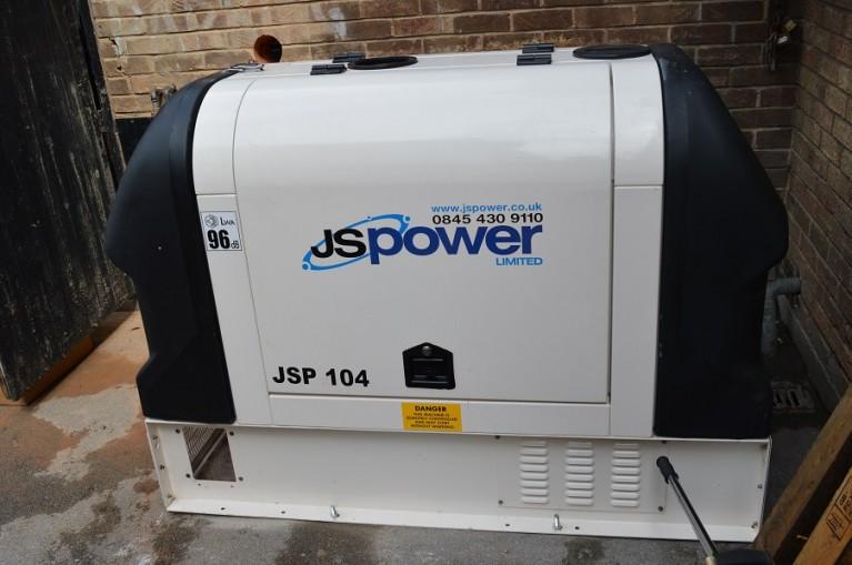 bespoke generator, data centre generator, load bank testing